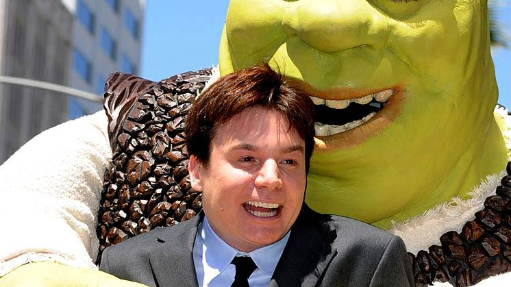 Mike Myers Shrek Pr