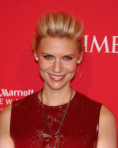 Claire Danes lit up twitter with her Emmy speech.