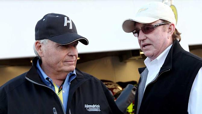 Nominees persist for NASCAR Hall of Fame