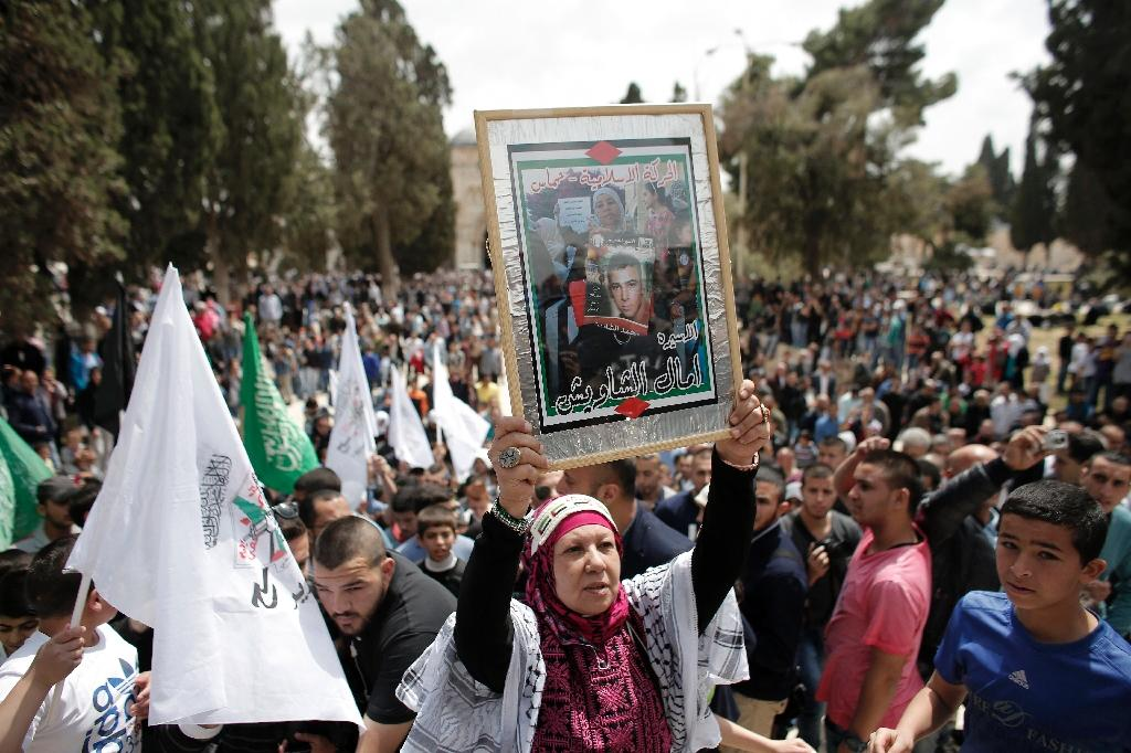 Palestinian prisoners languish in Mideast stalemate