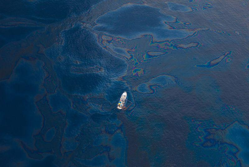 BP fined a record $20.8 billion for oil spill disaster