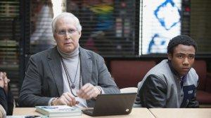 Chevy Chase Leaves 'Community'