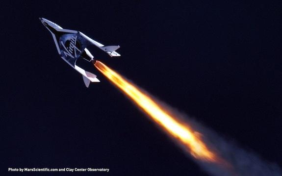 Justin Bieber Books Spaceflight with Virgin Galactic
