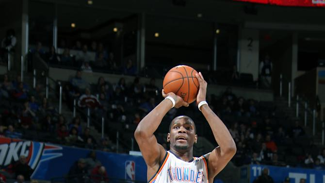 Durant, Westbrook lead Thunder past Bobcats