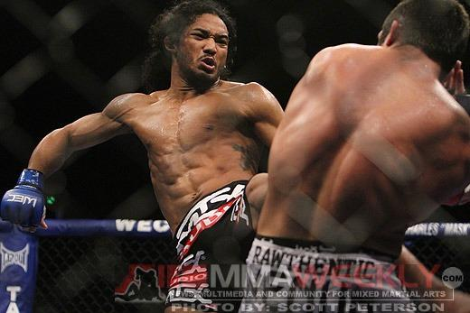 Benson Henderson vs. Josh Thomson Headlines UFC on Fox 10 in Chicago