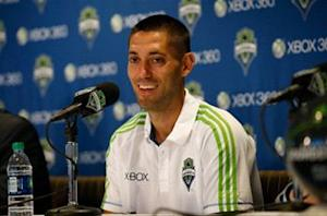 No regrets - Dempsey finds peace back home with Seattle Sounders
