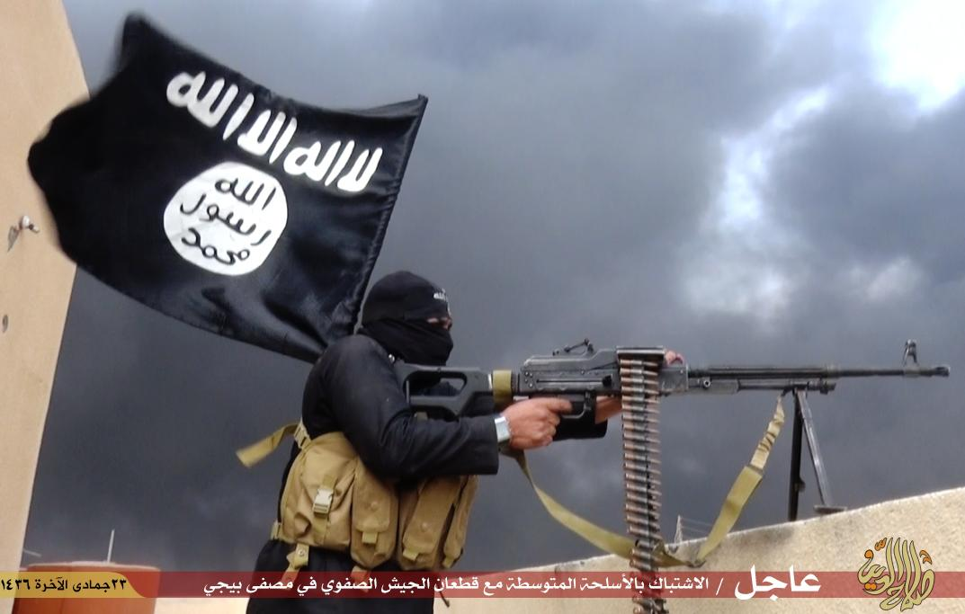What everyone is missing about ISIS' big week