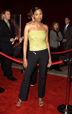 Aisha Tyler 53rd Annual Emmy Awards - 11/4/2001