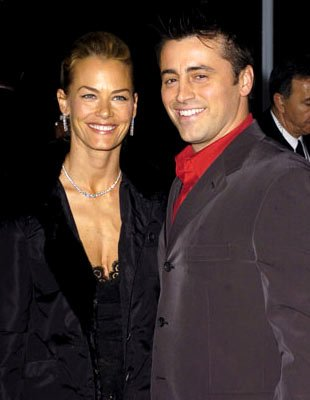 Matt LeBlanc with wife Melissa McKnight 31st Annual People's Choice Awards Pasadena, CA - 1/9/05