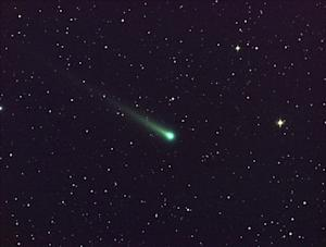 Comet ISON Headed for Close Sun Encounter on Thanksgiving