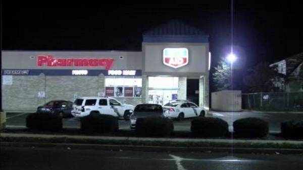 Police: Rite Aid in NE Phila. robbed for third time
