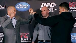 Georges St-Pierre Supports Nick Diaz in Pot-Suspension Fiasco