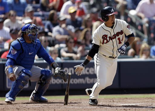 Braves shut down Cubs 5-1