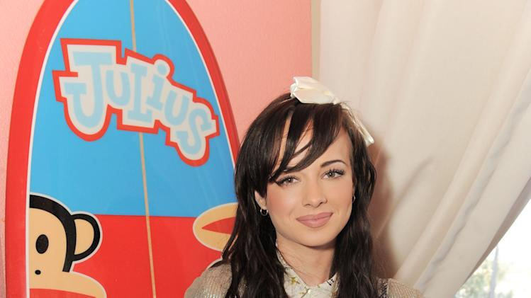 "IMAGE DISTRIBUTED FOR SABAN BRANDS - Ashley Rickards at the Paul Frank ""Let's Have a Fun Day"" Event, on Monday, April, 8th, 2013 in Los Angeles. (Photo by Jordan Strauss/Invision for Saban Brands/AP Images)"