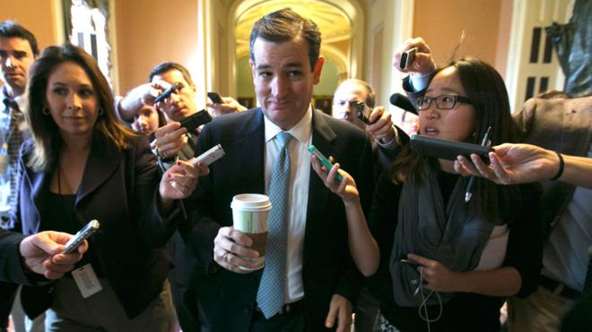 The GOP doesn't like what Cruz has wrought.