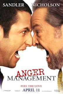 Poster of Anger Management