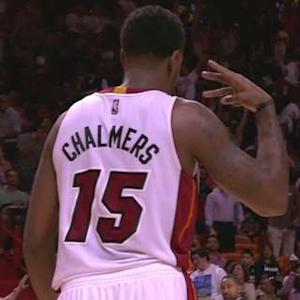 Chalmers Beats the Buzzer