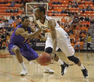 No. 24 Oklahoma State beats Tennessee Tech 78-42