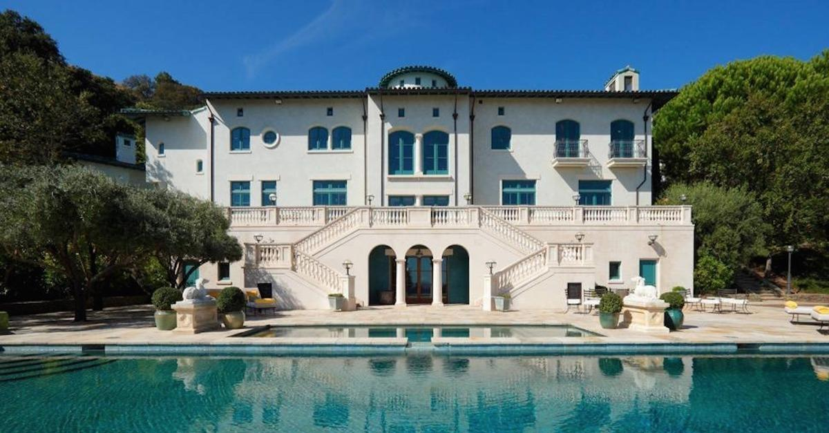 Robin Williams' Napa Estate For Sale