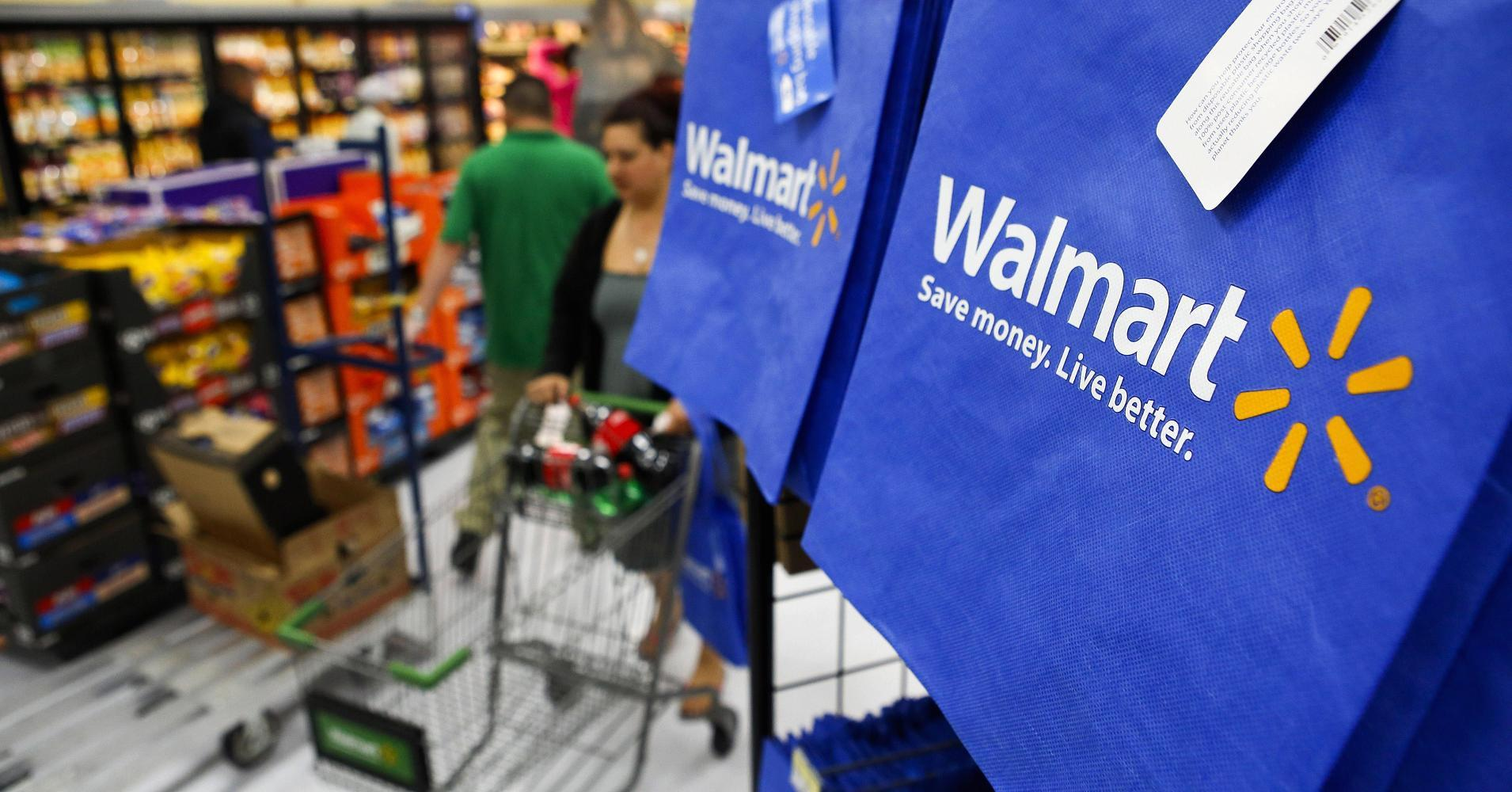 Wal-Mart taking on Target in yet another category
