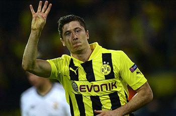 Allardyce full of regret at failure to sign Lewandowski for Blackburn