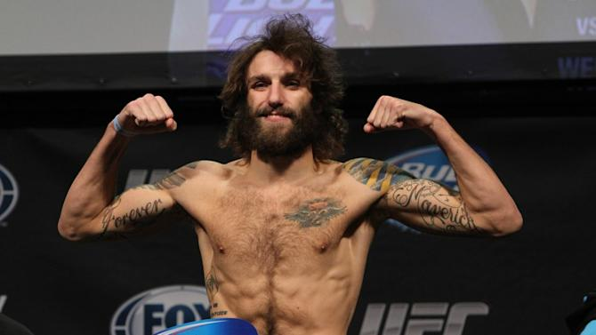 UFC Fight for the Troops 3 Results: Michael Chiesa Wins a TUF Battle, Finishing Colton Smith