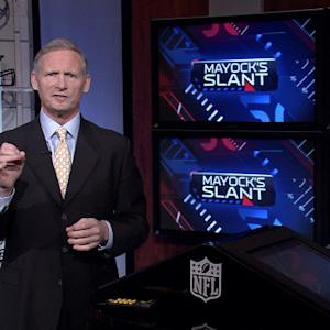 Mayock's Slant: Dallas Cowboys quarterback Tony Romo and wide receiver Dez Bryant run wild