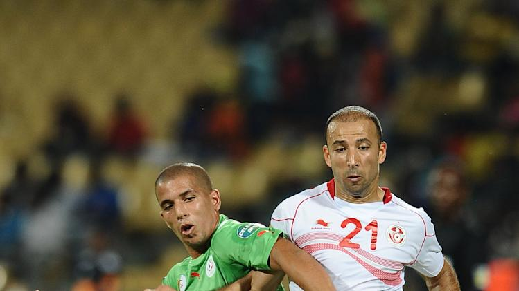 Tunisia v Algeria - 2013 Africa Cup of Nations: Group D
