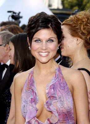 Tiffani Thiessen Hollywood Ending Premiere Cannes Film Festival - 5/15/2002
