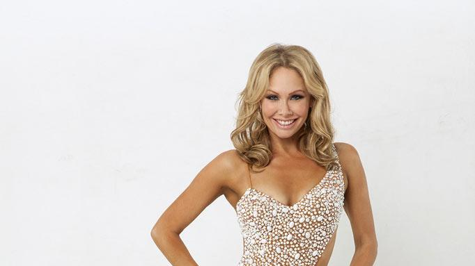 "Pro dancer Kym Johnson partners with David Arquette on the 13th season of ""Dancing with the Stars."""