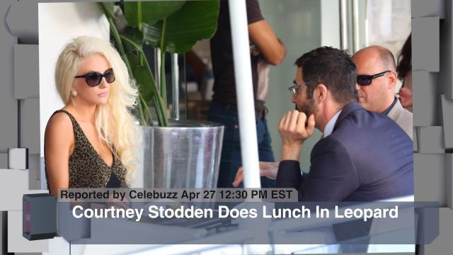 Sightings News - Courtney Stodden, Kate Middleton, Zac Efron