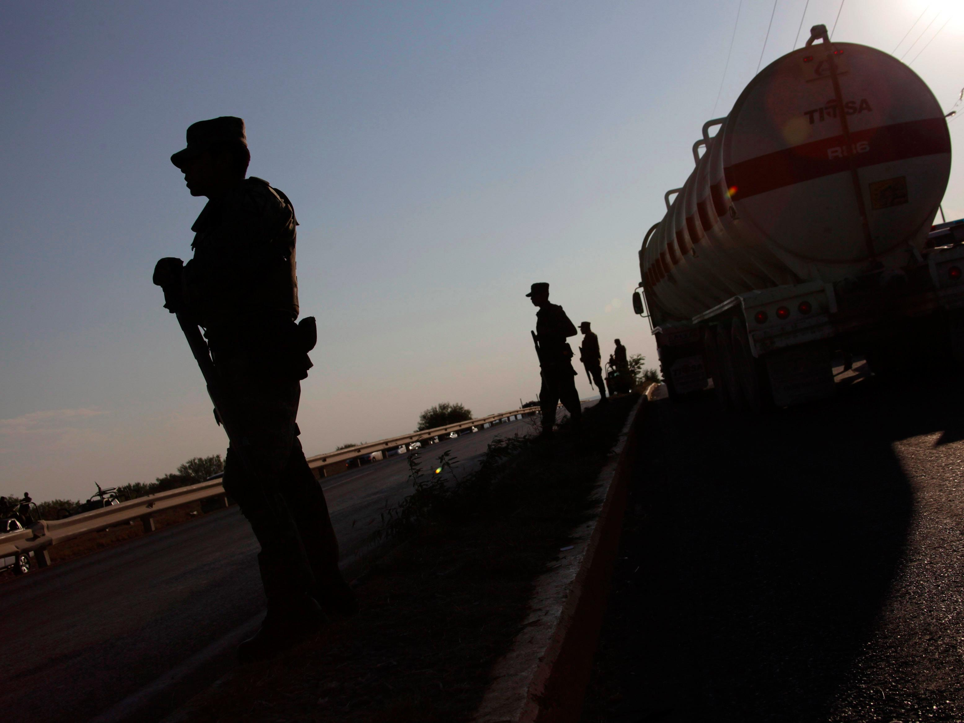 Mexico's oil industry now has an organized-crime problem