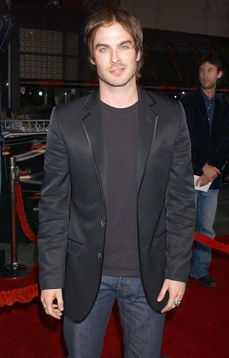 "Ian Somerhalder at the Los Angeles premiere of ""Mission: Impossible III"" Fan Screening on May 4, 2006."