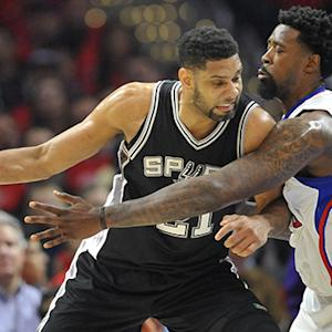 Spurs at Clippers Game 2 recap