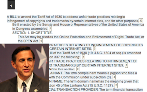 The SOPA-PIPA Alternative Bill Just Found an Opening in Its Path Forward