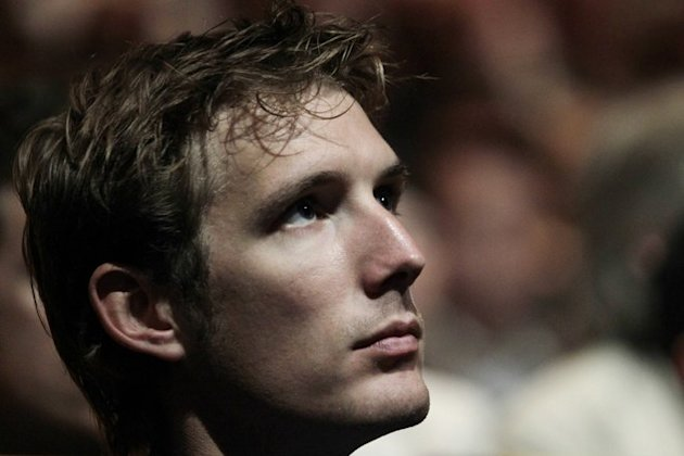FILES - Picture Taken On October 18, 2011 In Paris Shows Luxembourg's Andy Schleck Attending The Official Presentation  AFP/Getty Images