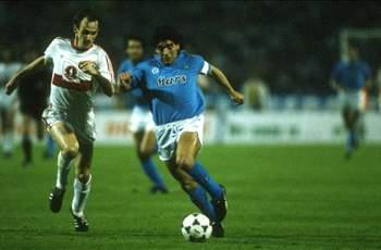 Maradona: I'd like to coach Napoli one day