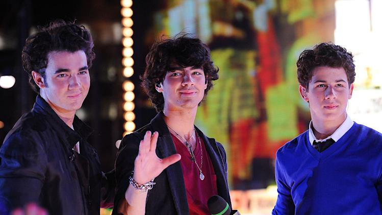 Jonas Brothers Much Music Aw