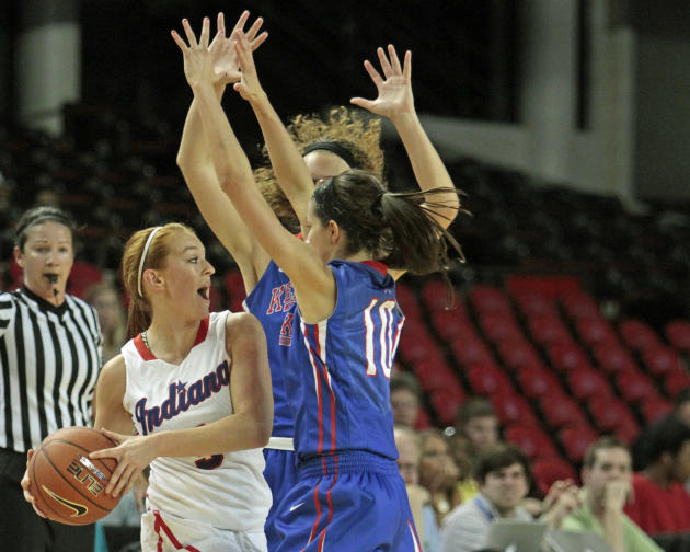 Kentucky-Indiana Girls' All-Star Basketball