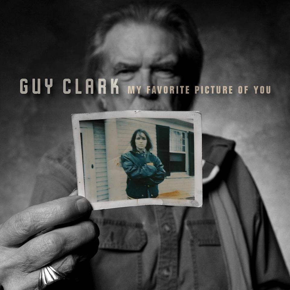 "This CD cover image released by Dualtone shows ""My Favorite Picture of You,"" by Guy Clark. (AP Photo/Dualtone)"