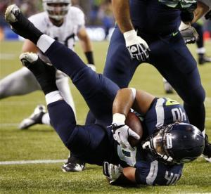 Seattle beats Oakland 21-3 to finish preseason