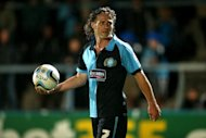 Gareth Ainsworth has become Wycombe's new player/manager