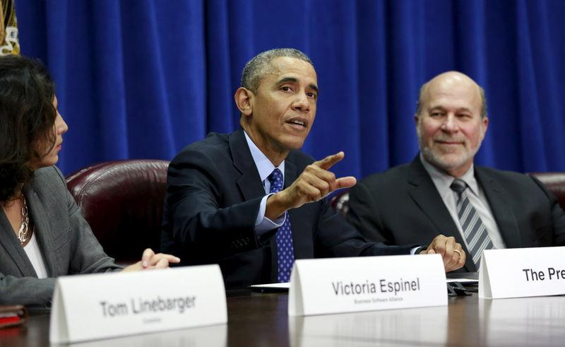 Obama makes pitch to win support for Pacific trade pact