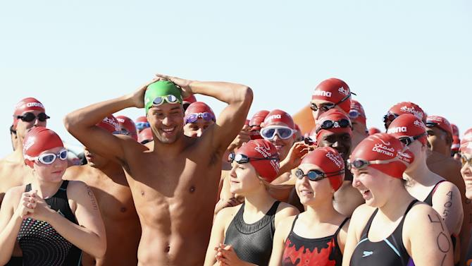 Abu Dhabi Swimming Festival by Daman's ActiveLife