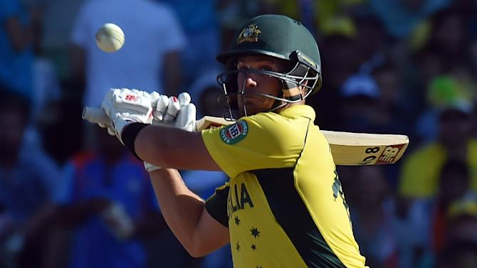 Aaron Finch's runs against India gave him a welcome boost after something of a mini-slump since his 135 against England in Melbourne in the World Cup opener in February