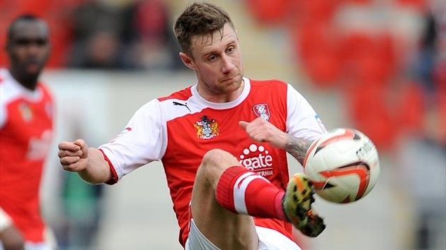 David Noble, Rotherham United (PA Sport)