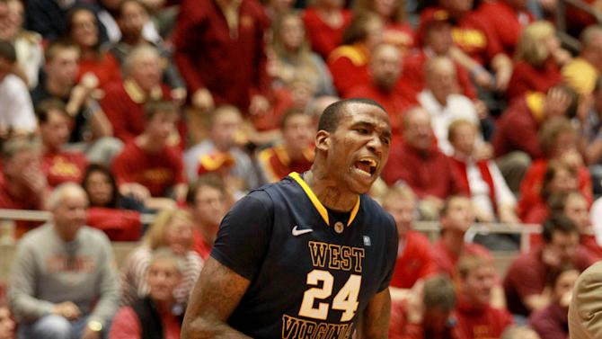 NCAA Basketball: West Virginia at Iowa State