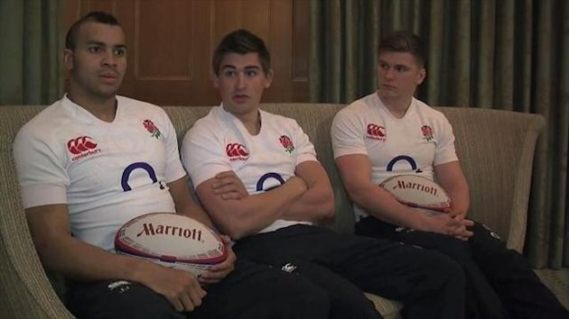 0208 Six nations : England Trio