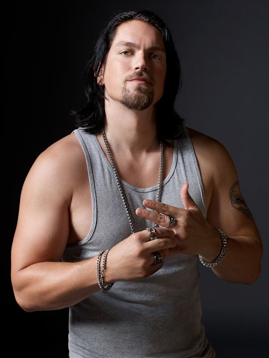 "Steve Howey stars as Kev in ""Shameless."""