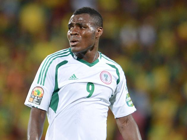 Emenike wants Brazil joy